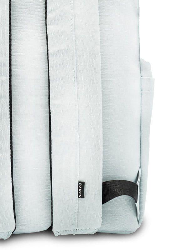 RANZN Rucksack Backpack Produktbild Detailansicht Schlaufen